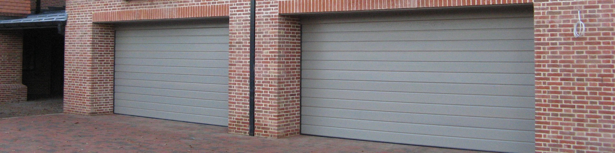 ...and domestic garage doors.