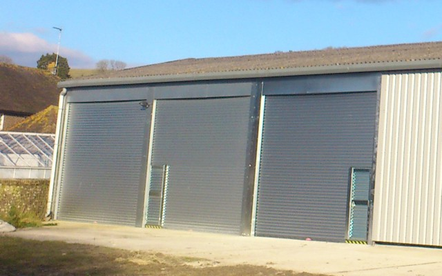 ...agricultural doors & cladding...