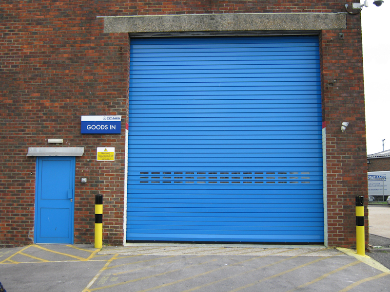 Sterling Industrial Roller Shutters Covering Sussex