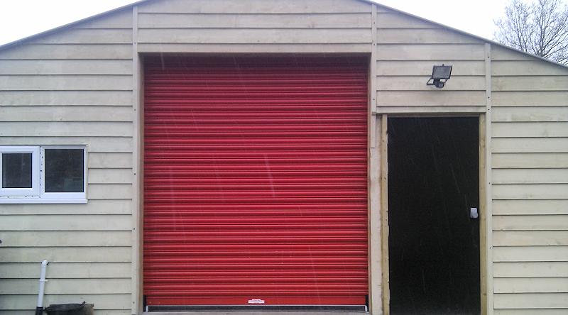 Sterling Industrial Doors Sussex Surrey Kent Roller